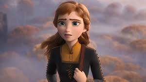 Anna thinking