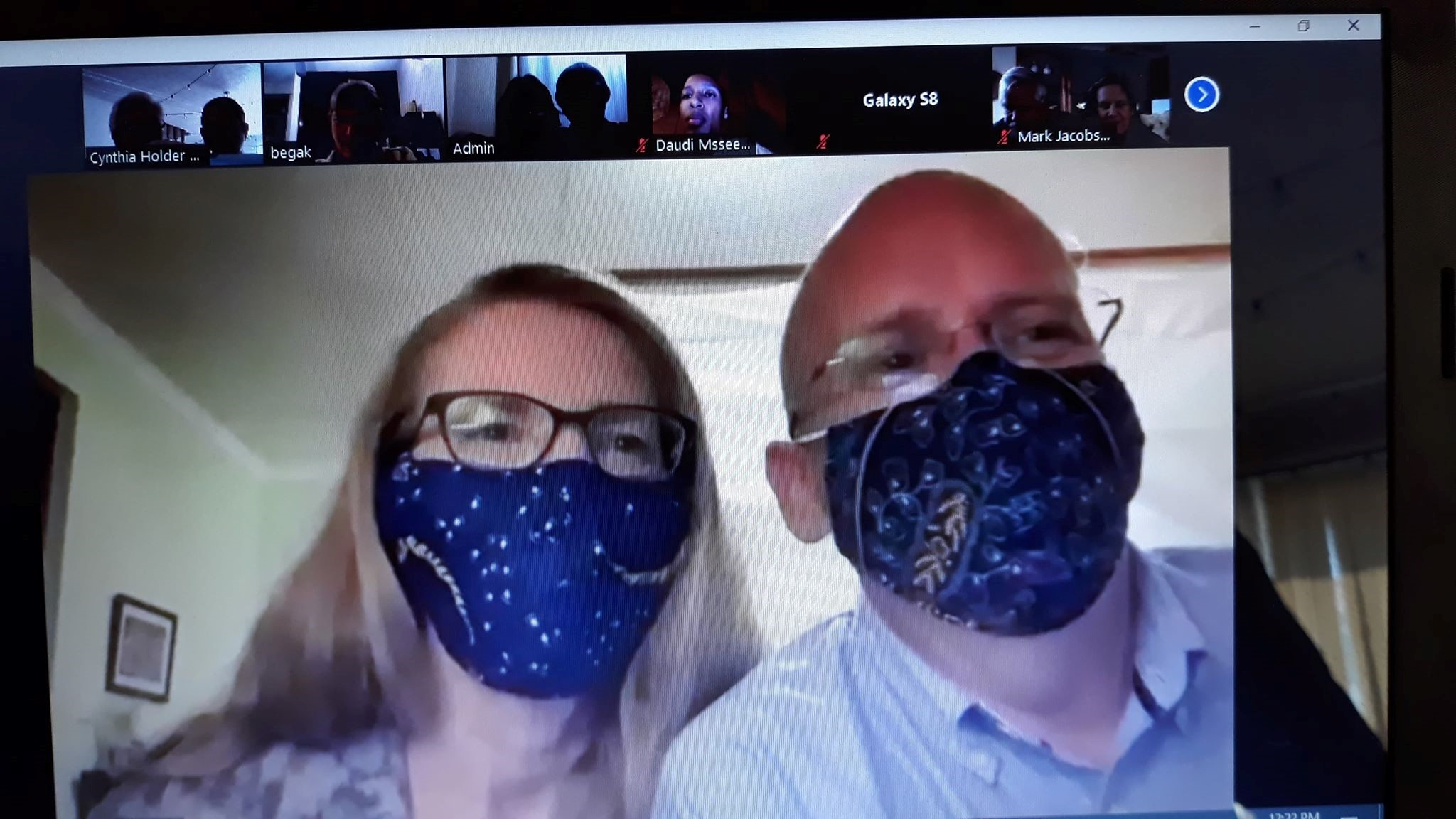 Jodi Steve masks